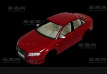 奧迪汽車模型