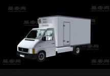 运输工具车模型