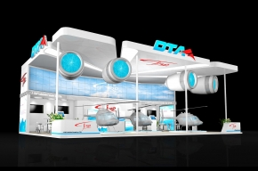 DTA飞机展方案