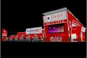 上海金盾展览模型