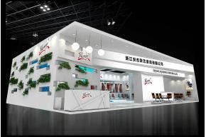 安吉荣艺展览模型图片