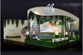 霏縵展覽3D模型圖片