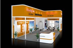 深圳谷米科技展览模型图片