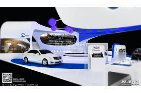 Star安吉星展覽模型圖片