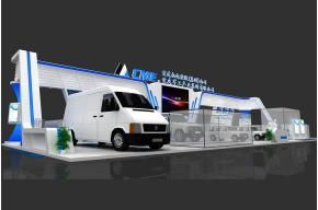 机电集团展览模型