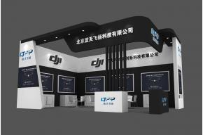 蓝天飞扬科技展览模型
