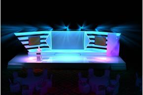 舞台3D模型免费下载