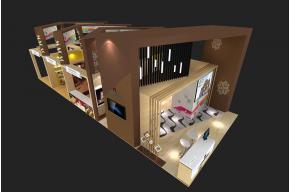澳門展區3D模型