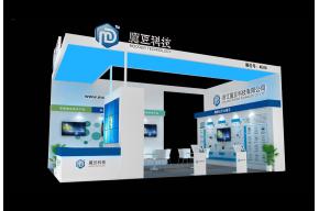 浙江魔豆科技展览模型