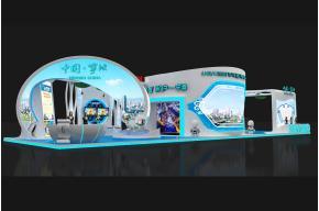寧波展區3D模型