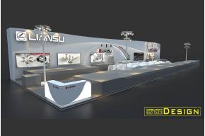联塑展览模型
