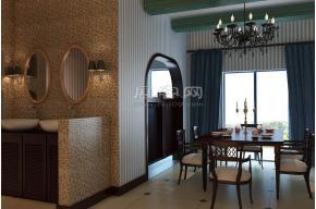 餐厅餐桌3D模型