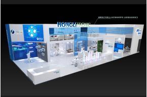 鴻利展覽模型圖片