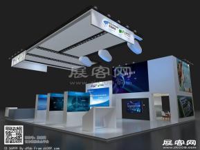 金风科技展览模型