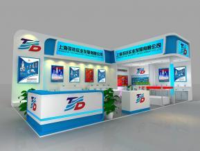 亚资实业展览模型图片