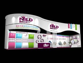 纽贝兰朵展览模型